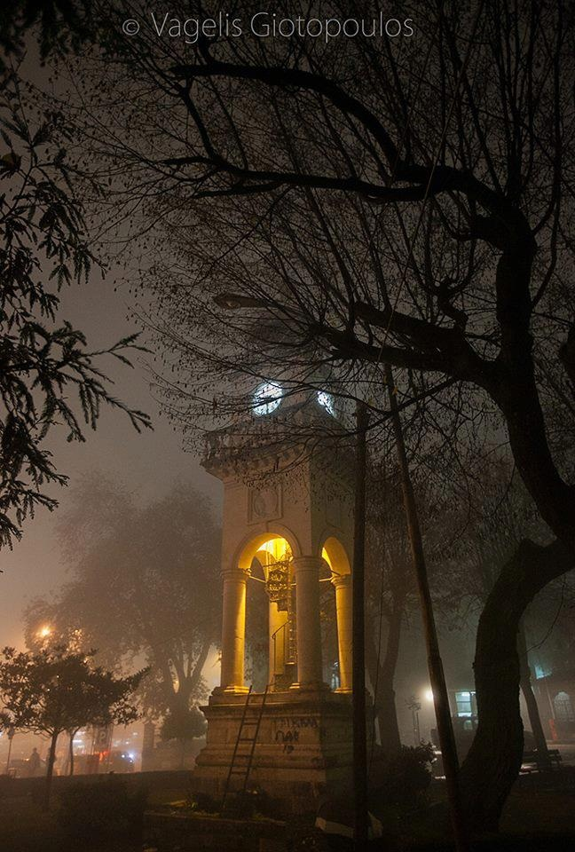 The famous clock in Ioannina... Amazing photo!