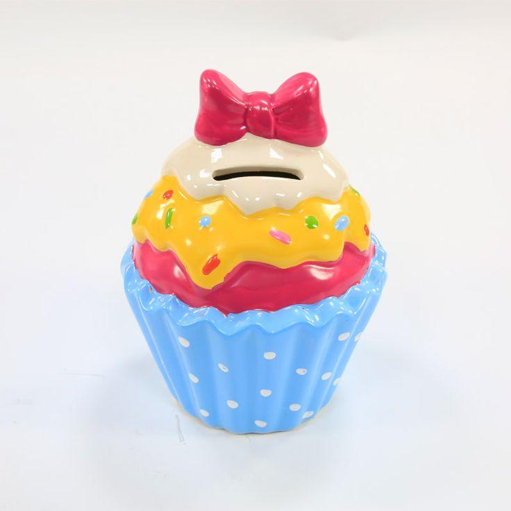 #kumbara #cupcake #cute #gift #hediyelik #kütahyaporselen  #sevgi
