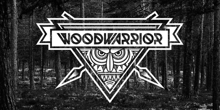 Woodwarrior. Directed and shot by Anton Bohlin  http://www.behance.net/gallery/Woodwarrior-Typeface/9461841 http://antonbohlin.com/projects/...