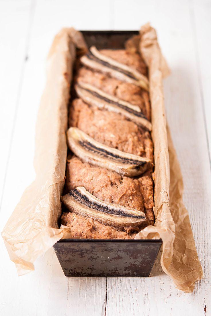vegan banana bread (sf)