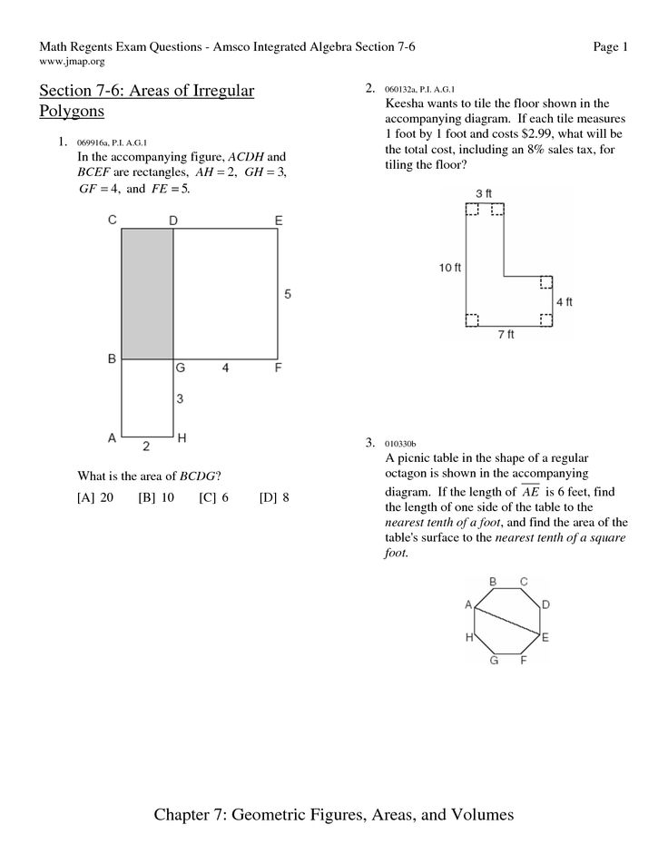 area of irregular polygons worksheet free worksheets library download and print worksheets. Black Bedroom Furniture Sets. Home Design Ideas
