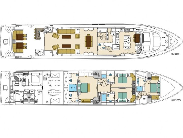 1000 images about boat floor plans on pinterest luxury for Boat floor plans