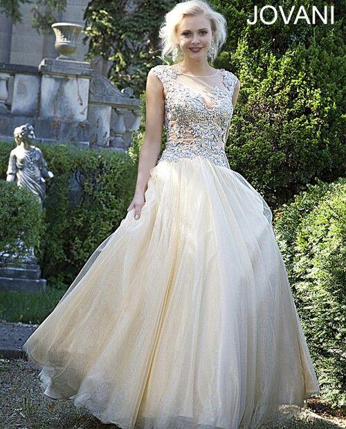 Jovani prom dress,