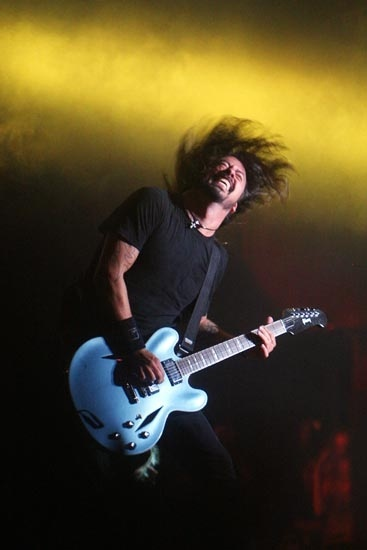 Dave Grohl, Foo Fighter 01/04/2012