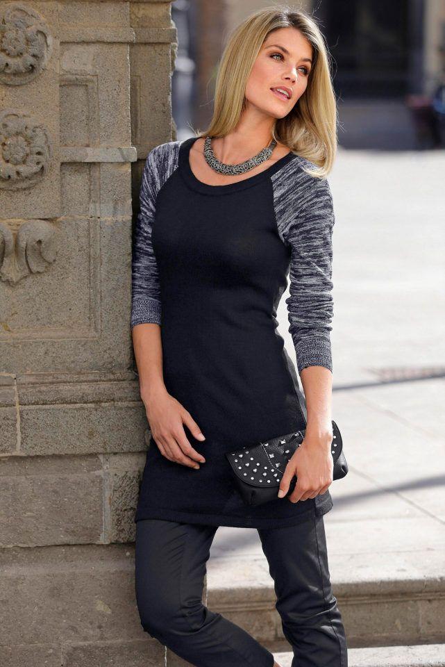 Трикотажное платье Chillytime | Платья | Одежда | Женская одежда | Новая коллекция | Интернет-магазин европейской одежды katalog.ru