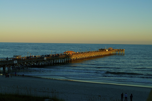 17 best images about springmaid pier on pinterest myrtle for Pier fishing myrtle beach