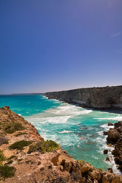 Bunda Cliffs, Australia
