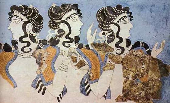 Matriarcat minoen (Crète) : une société parfaite à l'origine de la civilisation européenne | Le Mouvement Matricien