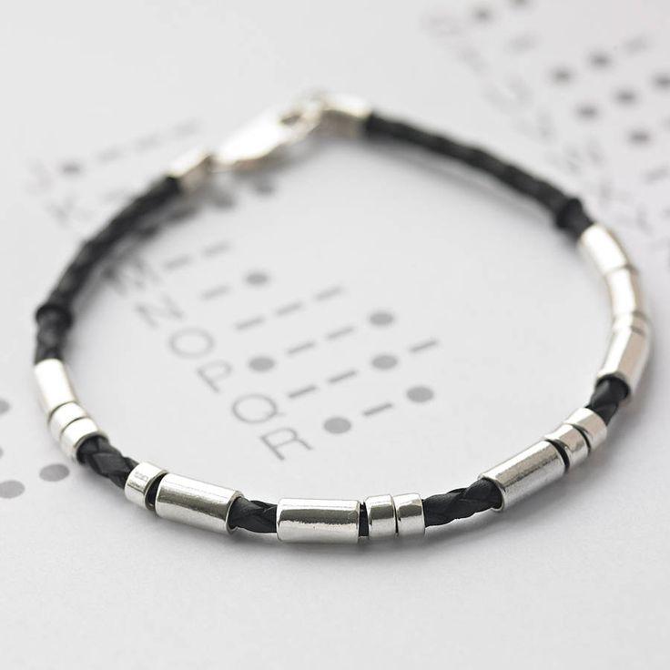 Mens I Love You Bracelet Best Bracelets