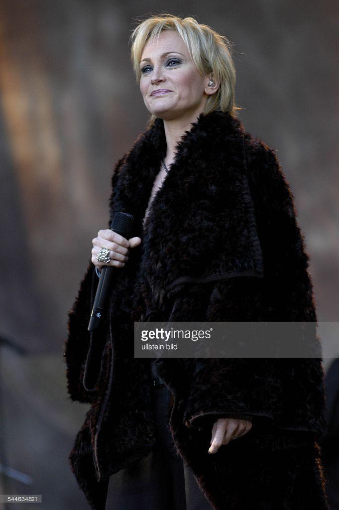 Photo d'actualité : Patricia Kaas; Saengerin, Popmusik; Frankreich;...