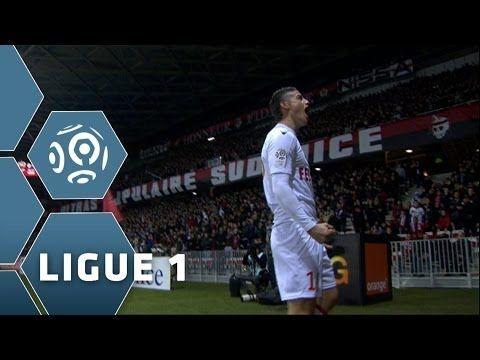 FOOTBALL -  But James RODRIGUEZ (5') - OGC Nice - AS Monaco FC (0-3) - 03/12/13 (OGCN - ASM) - http://lefootball.fr/but-james-rodriguez-5-ogc-nice-as-monaco-fc-0-3-031213-ogcn-asm/