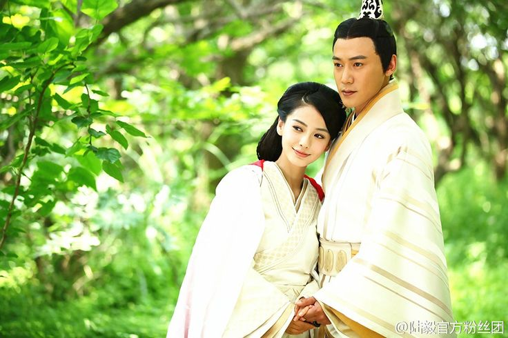 Angelababy & Lu Yi in 2015 Chinese TV series 'Yun Zhong Ge' (aka...Song of the Clouds).
