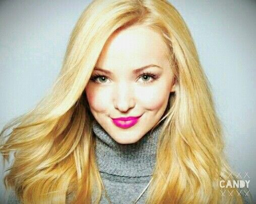 Hi I'm Dove Cameron and I'm 21 years old I am a singer and actress
