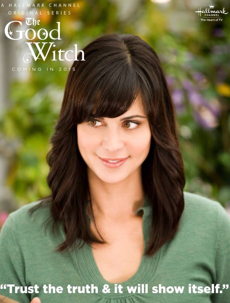 The Good Witch series, coming in 2015. Love the TV movies!
