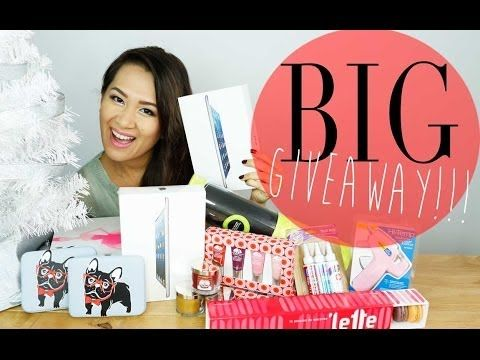 #Ann's BIG Holiday Giveaway - iPad Minis & lots more!!1 {Gift Haul} i am grateful for life