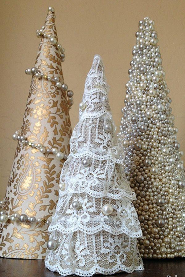 20+ DIY Mini Christmas Tree Ideas Christmas Pinterest