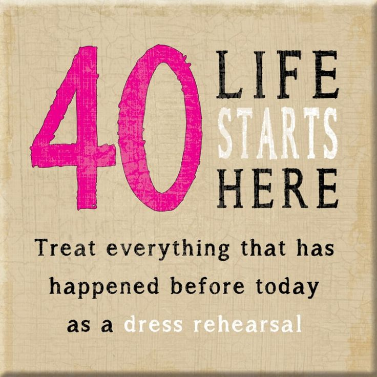 40th Birthday Quotes: 40th Birthday Wishes And Images