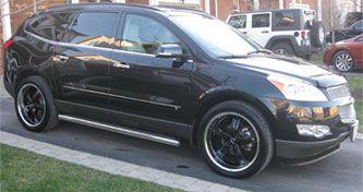 chevy equinox rims   Chevrolet Equinox Wheels