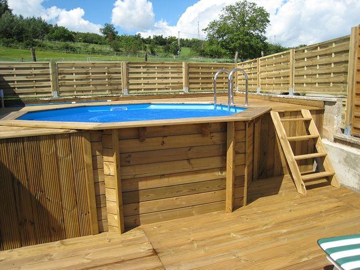 best 25 piscine hors sol ideas on pinterest petite. Black Bedroom Furniture Sets. Home Design Ideas