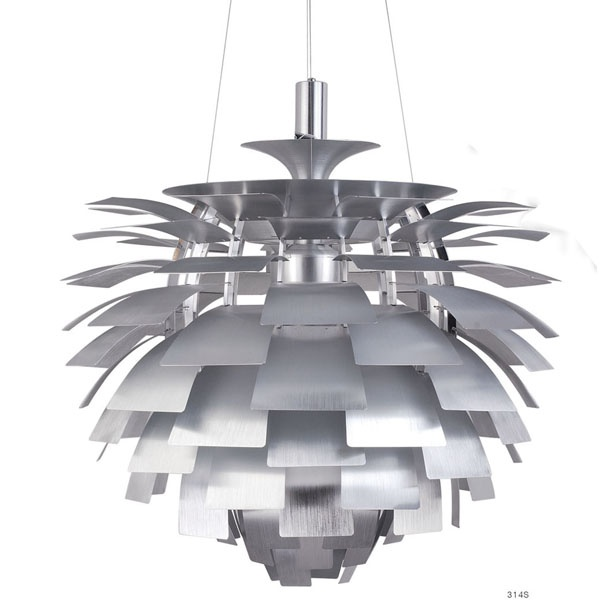 lampadario magda : Poul Henningsen PH Artichoke lamp http://www.archello.com/en/product ...