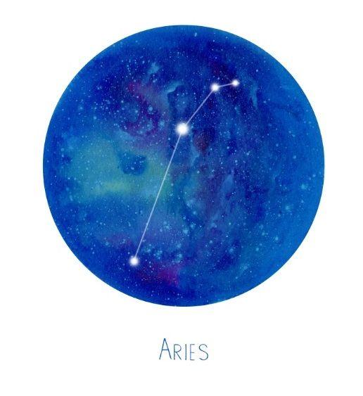 aries constellation within nebula - photo #31