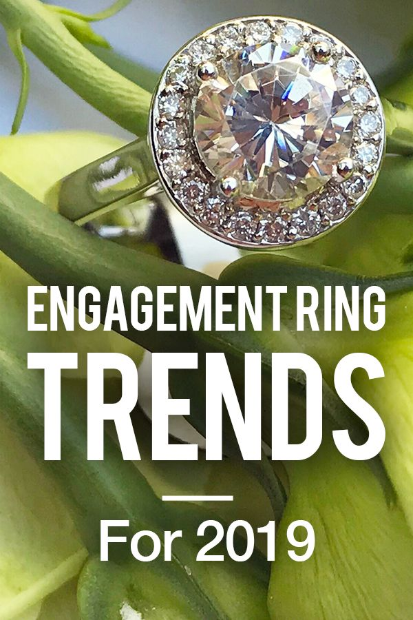 9 Engagement Ring Trends That Are So IN For 2019 Life