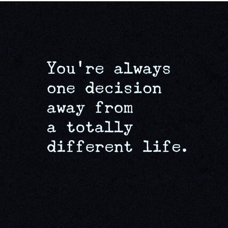 Make the decision to be a healthier you!  #Truth #Quotes #FitNut #Motivation
