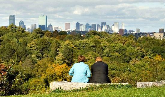 Romantic Boston