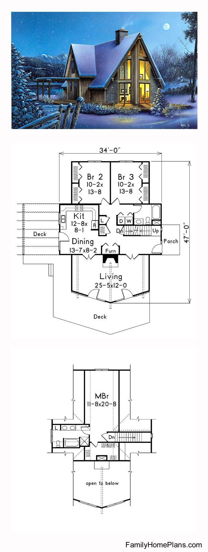 best 25 a frame floor plans ideas on pinterest a frame house vacation house plan 99961 see more proyecto de moderna casa a frame
