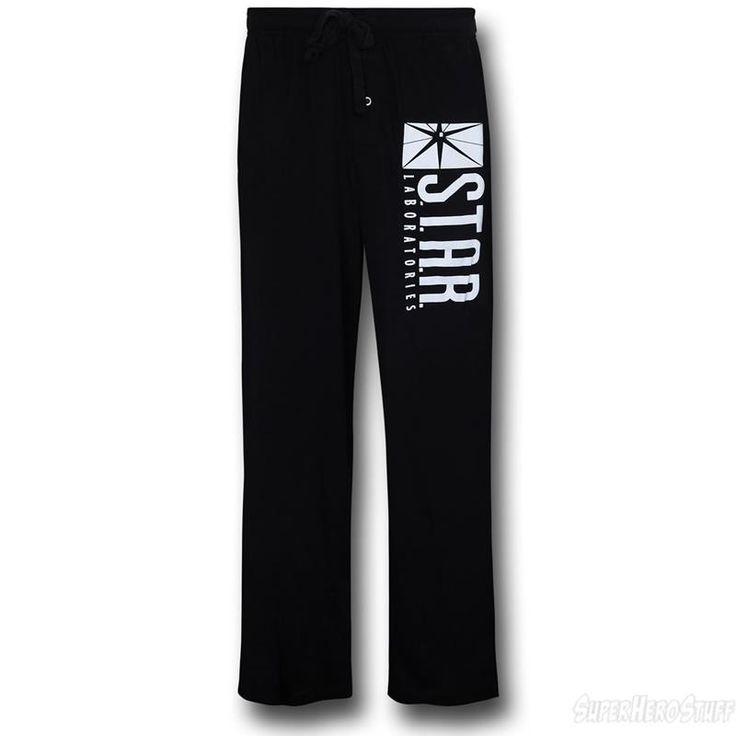 Flash STAR Labs Men's Pajama Pants