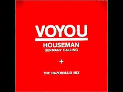 VOYOU - Houseman The Razormaid Mix