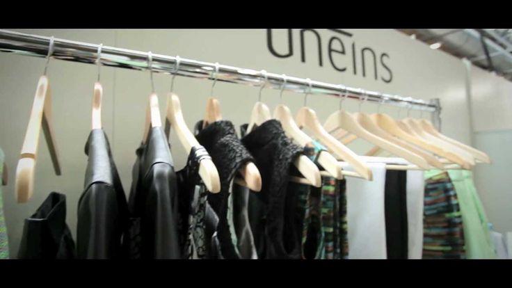 UNEINS Spring/Summer 2014 at Premium Berlin