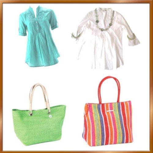 Almaplena presenta le borse da spiaggia per la p/e 2012