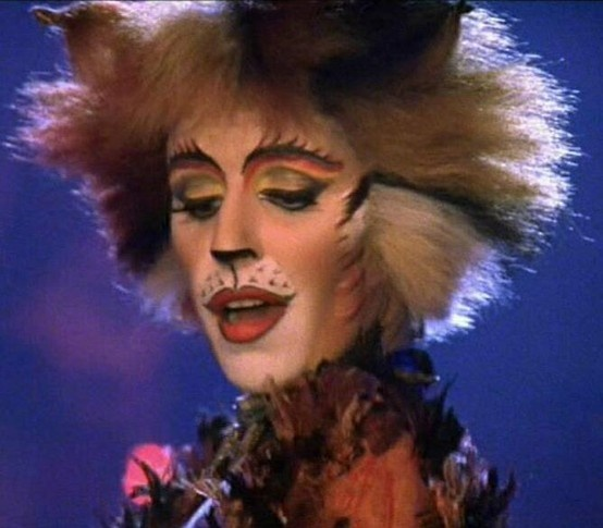 Demeter Cats Makeup