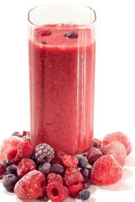 Create your own nutritious smoothies. Choose from her lists to make a smoothie a complete meal.