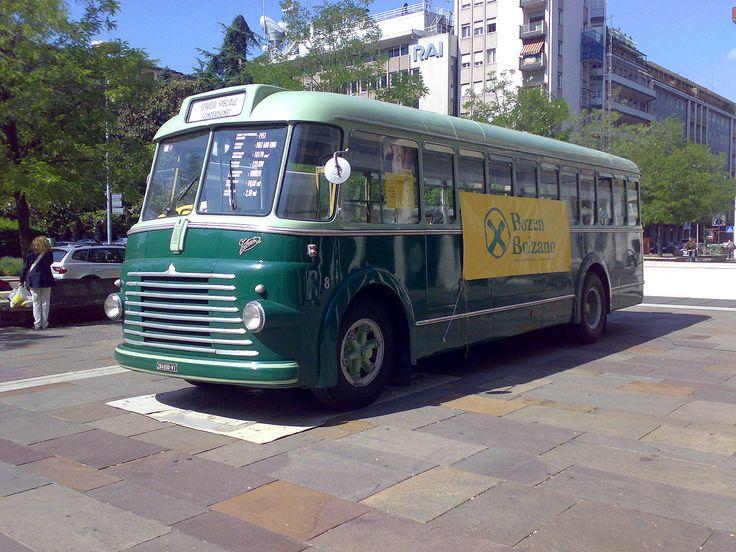 autobus SASA FIAT 680