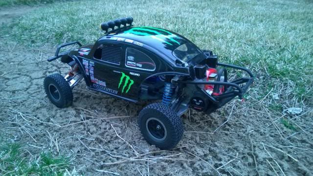 Slash Baja Bug Pre Runner - Traxxas Slash 2WD @ URC Forums