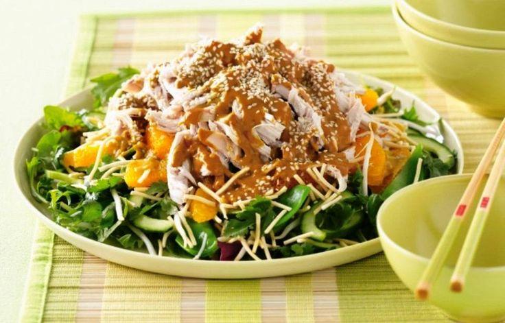 Thai Chicken: Ένα φαγητό με λίγες θερμίδες Το πιο γευστικό ταϊλανδέζικο!