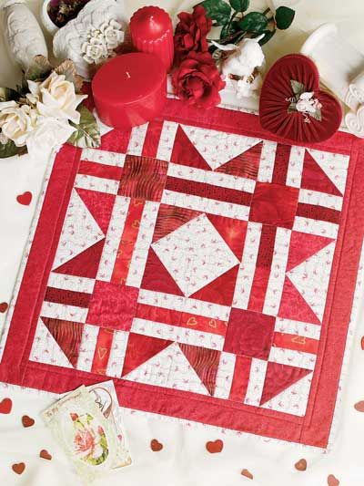 Quilt - Patterns - Out-of-Print Patterns - Fun & Easy Scrap Quilting