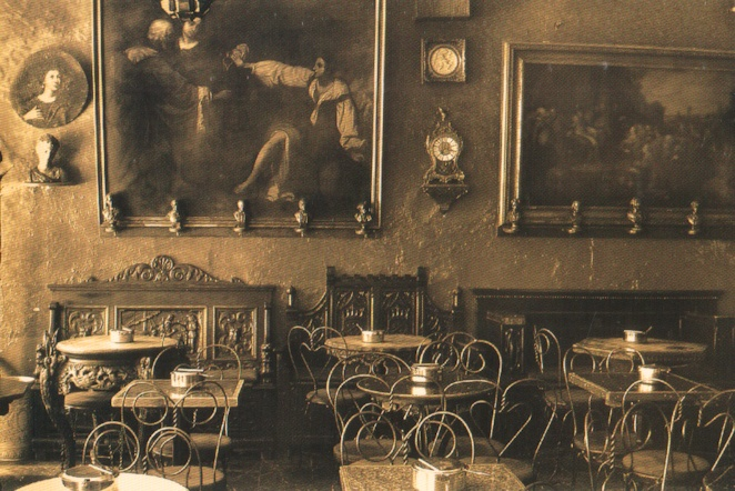 Cafe Reggio, New York City - Long Live The Old World Cafes & Bars!