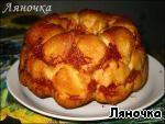 """""""Обезьяний"""" хлеб с сыром и чесноком ингредиенты"""