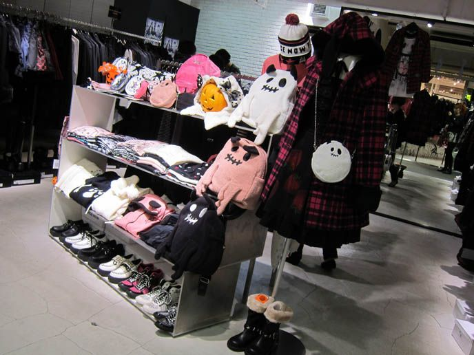 Japanese Cute Clothing Stores CUTE GHOSTS amp JAPANESE MENS