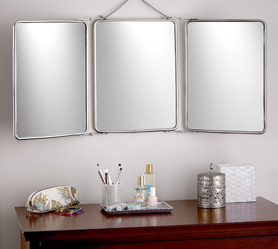 The 25 Best Tri Fold Mirror Ideas On Pinterest