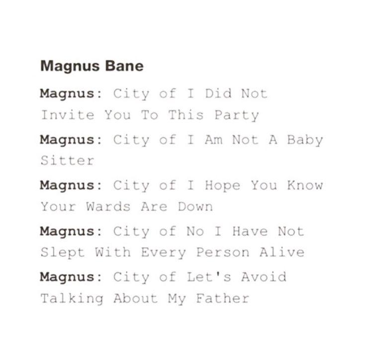 The Mortal Instruments: A Magnus Bane Story