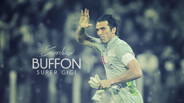 juventus wallpaper buffon   Wallpapers: Juventus №13 (Gianluigi Buffon)