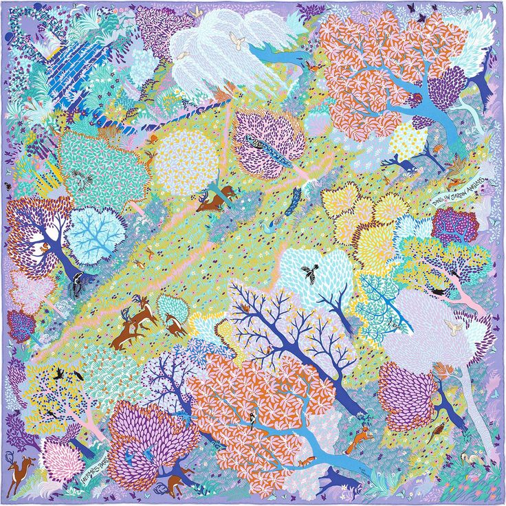 105 best hermes carres images on pinterest silk scarves for Dans un jardin anglais twilly