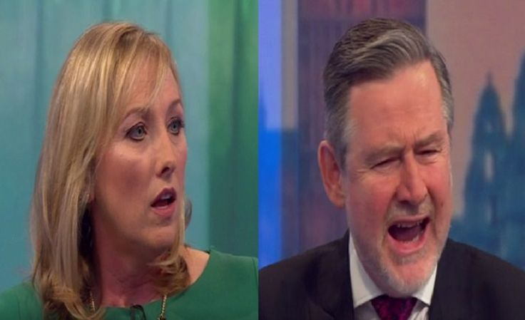 Labour's Barry Gardiner left a BBC host gobsmacked as he nailed the Tories' 'death tax' in under 30 seconds [VIDEO]