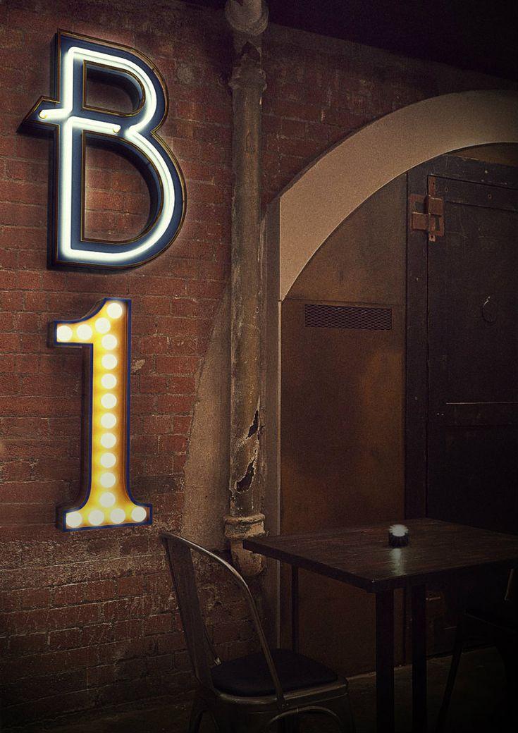 Die besten 25+ Leuchtbuchstaben Ideen auf Pinterest beleuchtetes - herbst deko ideen fur ihr zuhause