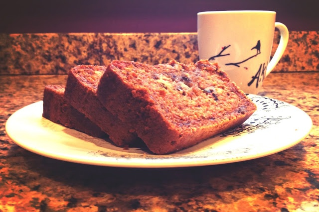 Carrot Cake / Bread - Eggless And Low-fat