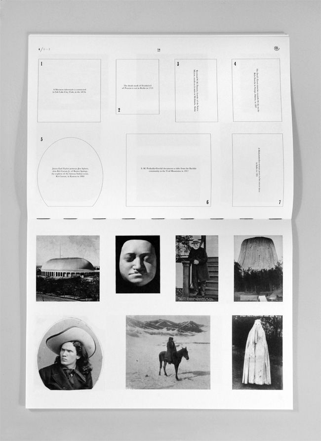 manystuff.org – Graphic Design, Art, Publishing, Curating… » Blog Archive » Colorado House – Times Vol.1 – The Puzzling Almanac